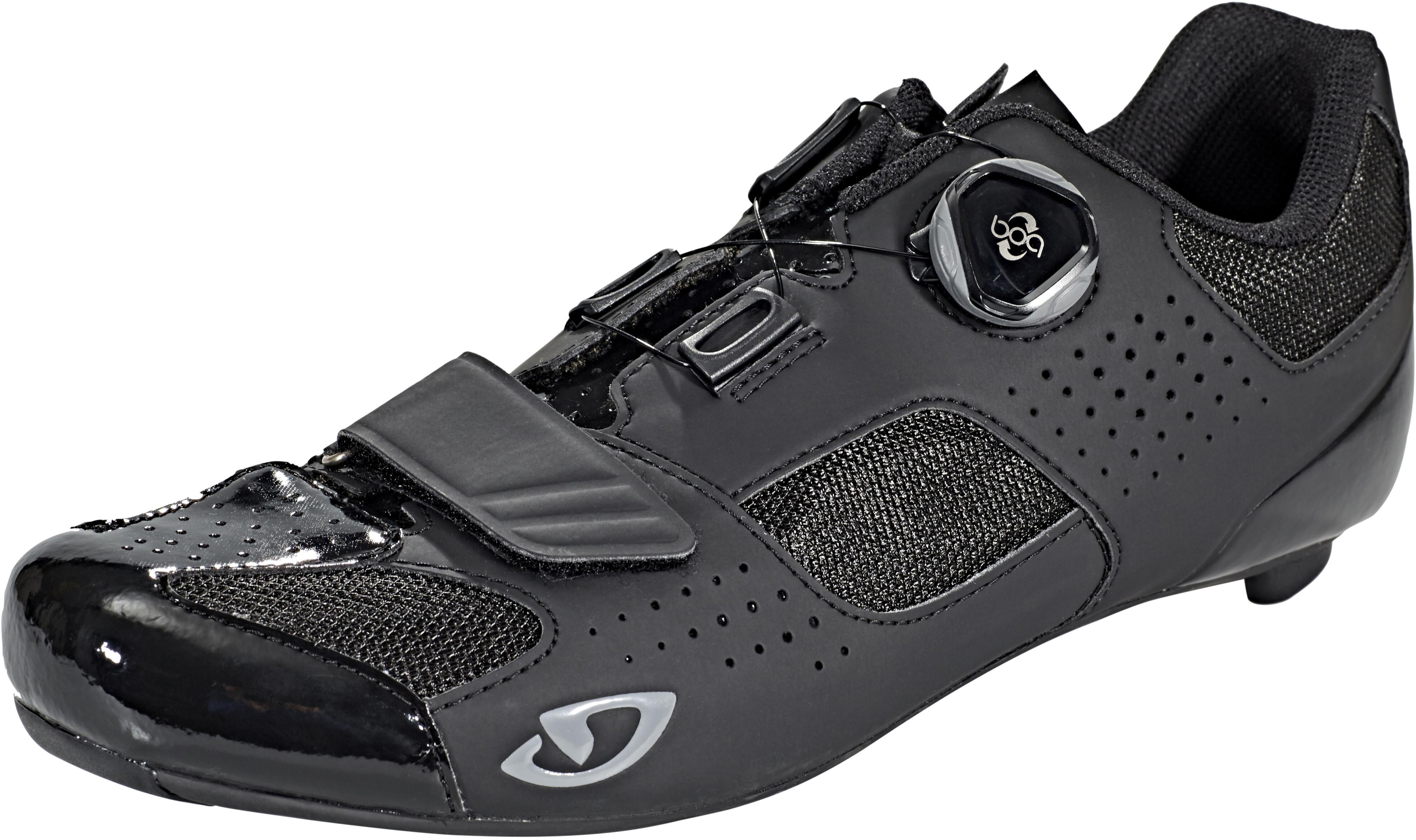 c5ca2a7ac4a Giro Trans Boa - Chaussures Homme - noir - Boutique de vélos en ...
